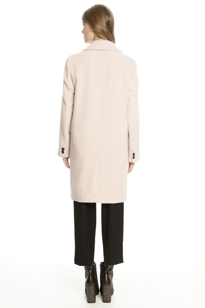 Cappotto in misto lana vergine Fashion Market