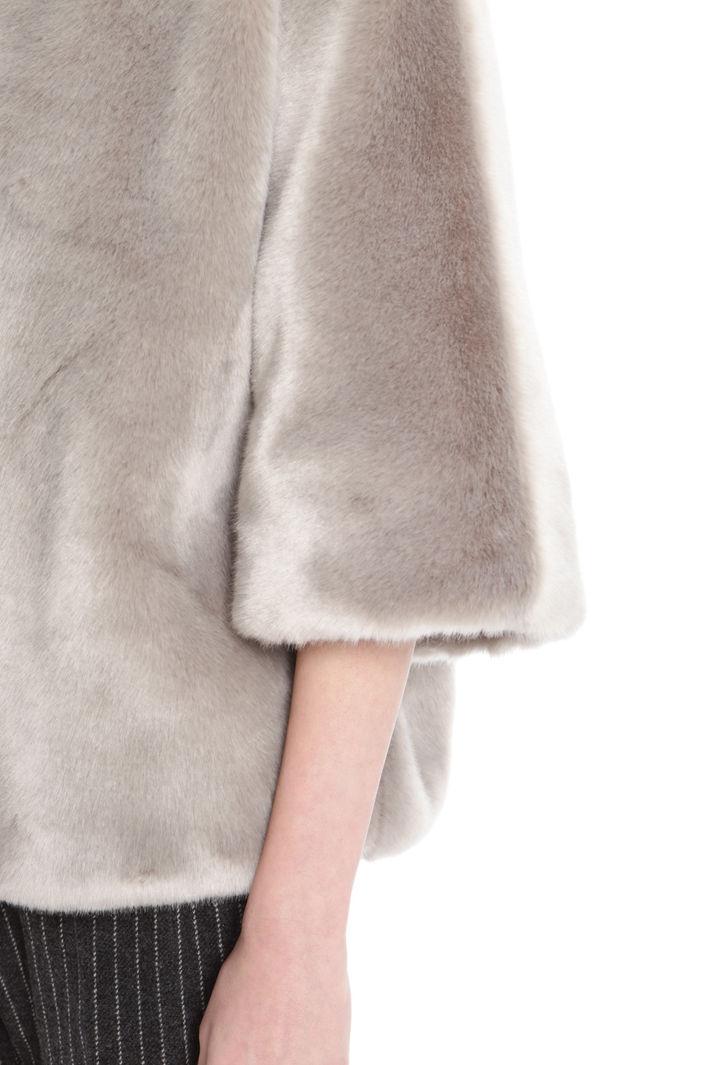 Cappotto in similpelliccia Diffusione Tessile