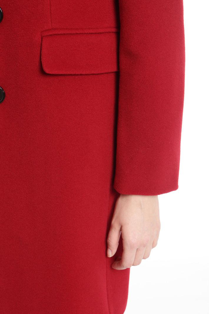 Capospalla in panno di lana Fashion Market