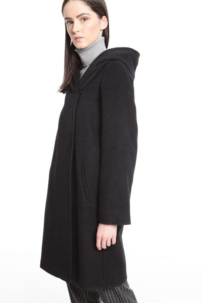 Cappotto in drap lana Fashion Market