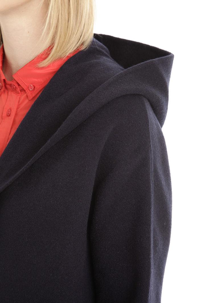 Capospalla reversibile in lana Fashion Market