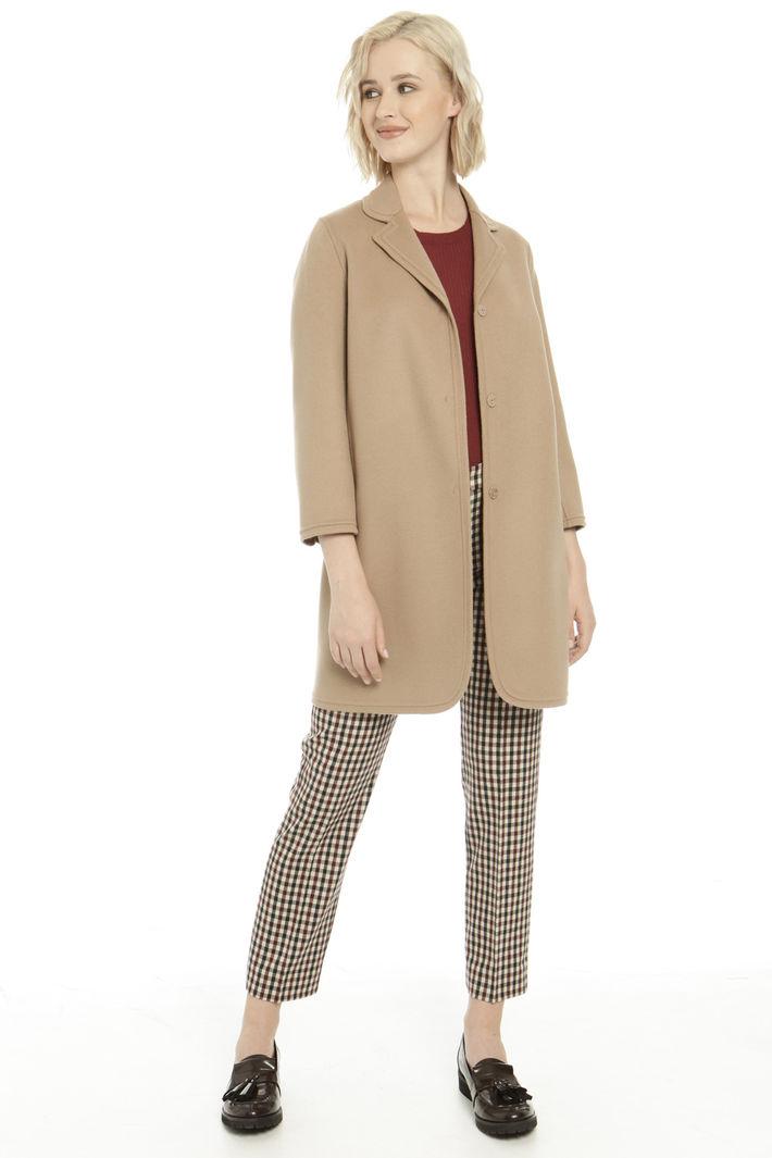 Cappotto in lana vergine Fashion Market