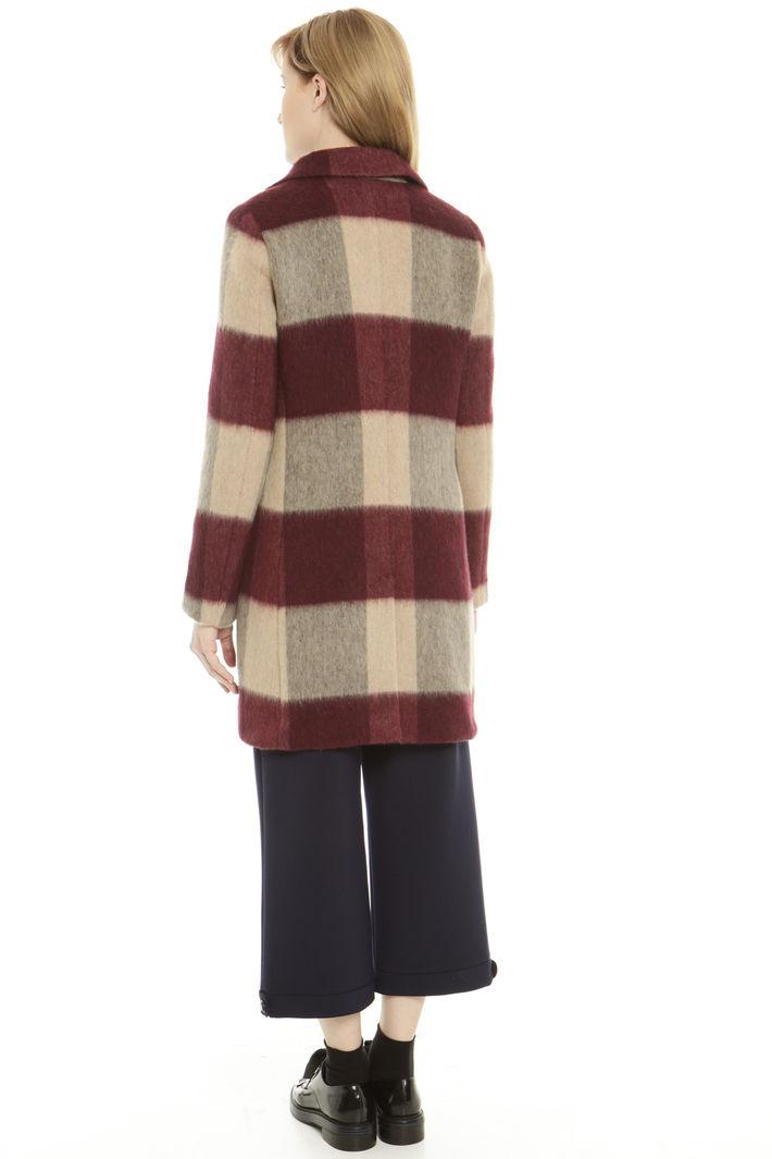 Cappotto in spazzolino Fashion Market