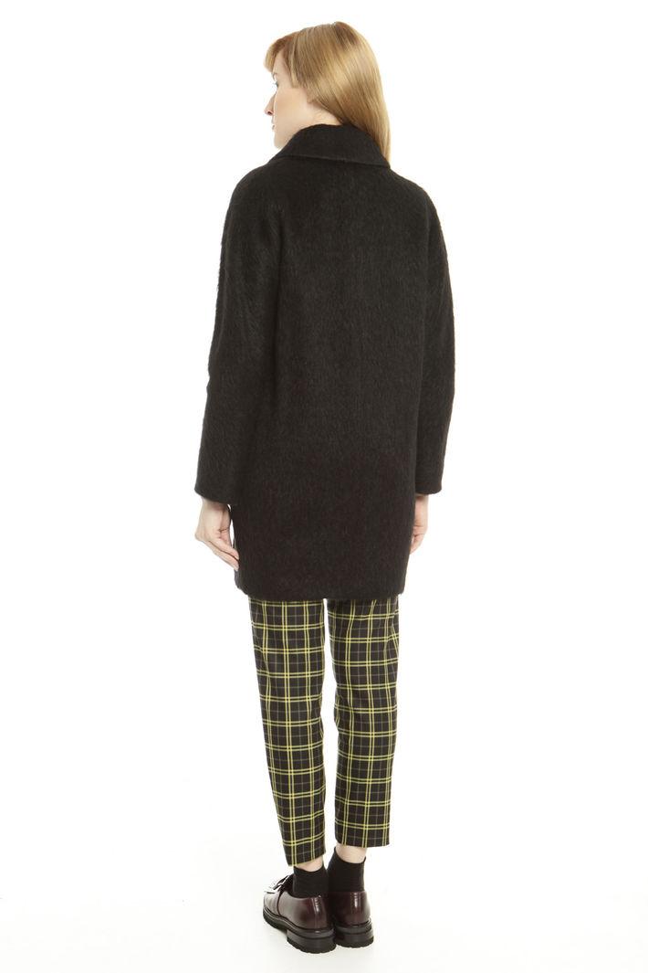 Cappotto doppiopetto foderato Fashion Market