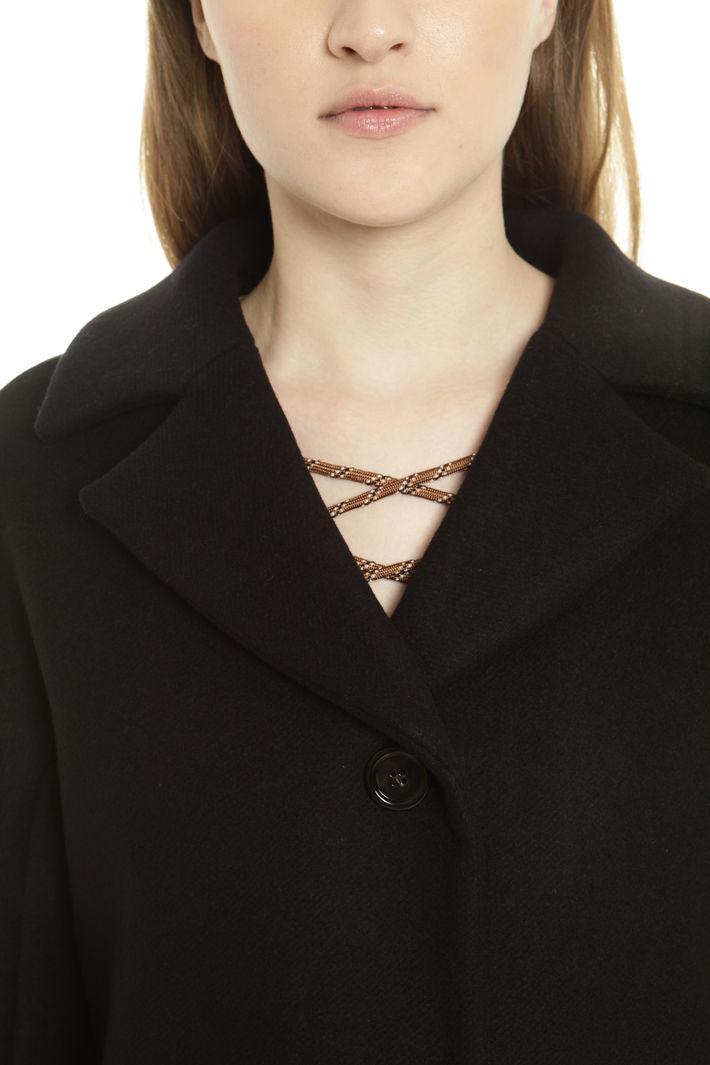 Capospalla in pura lana Diffusione Tessile