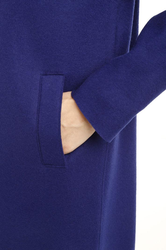 Capospalla sfoderato in lana Diffusione Tessile