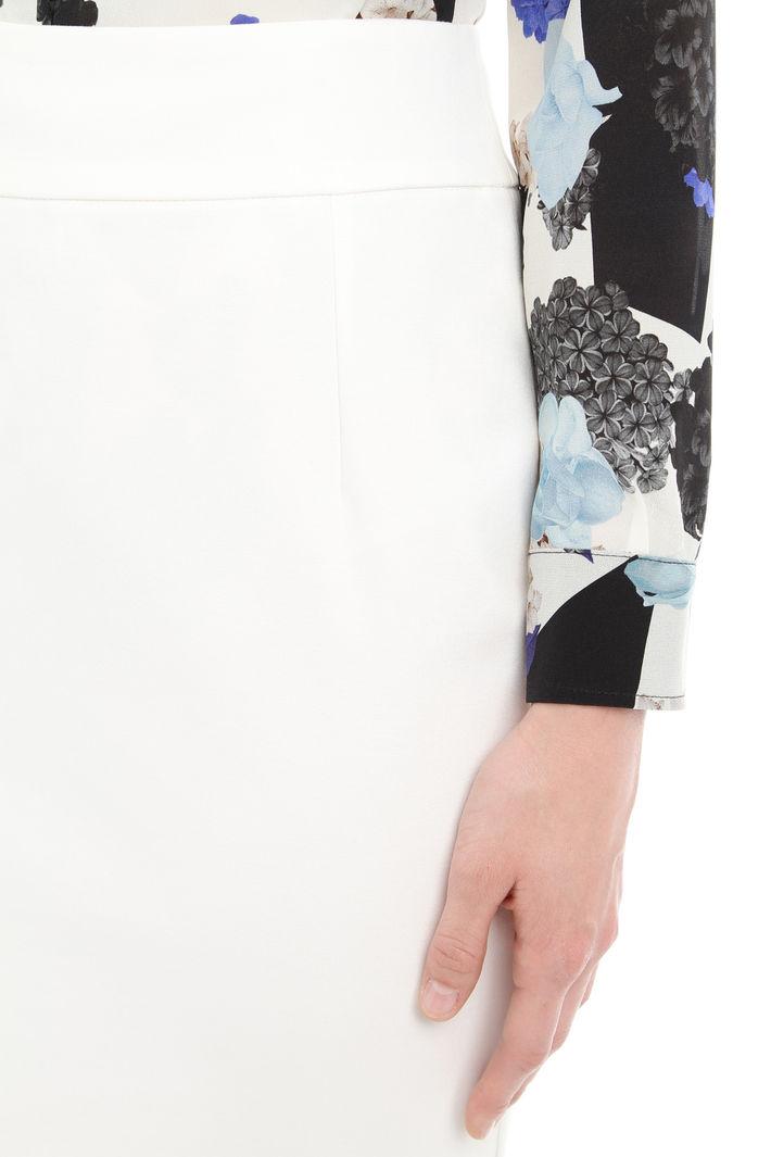 Longuette in viscosa stretch Fashion Market