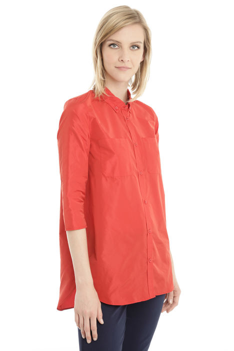 Camicia in taffetà Diffusione Tessile