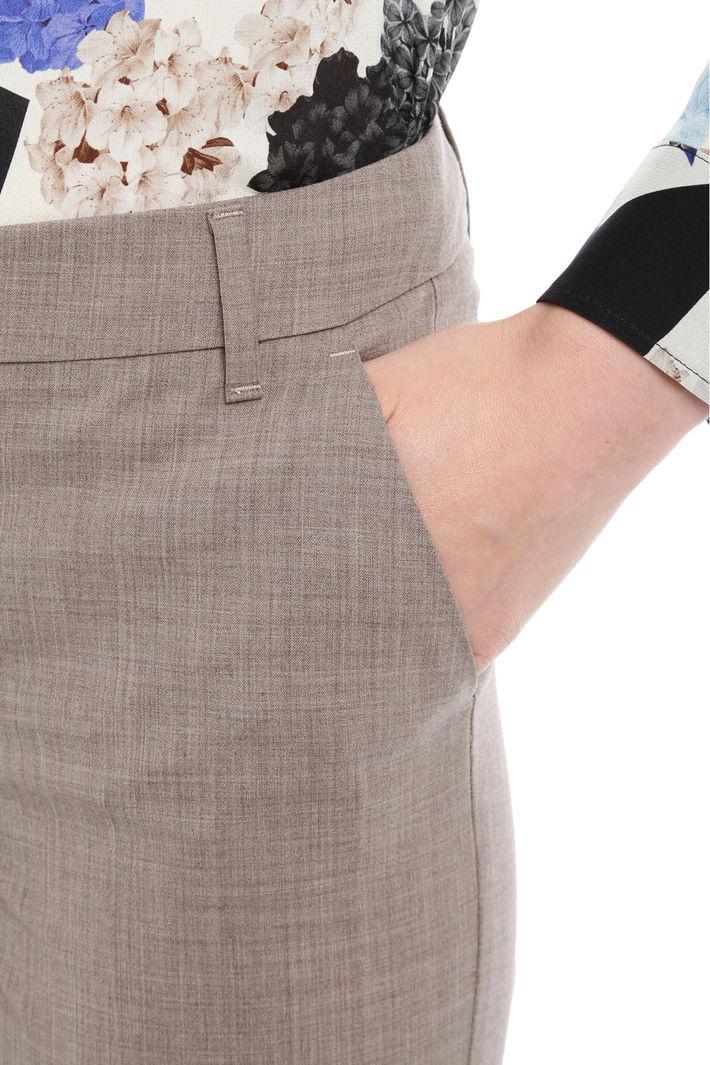 Pantaloni in tela stretch Fashion Market