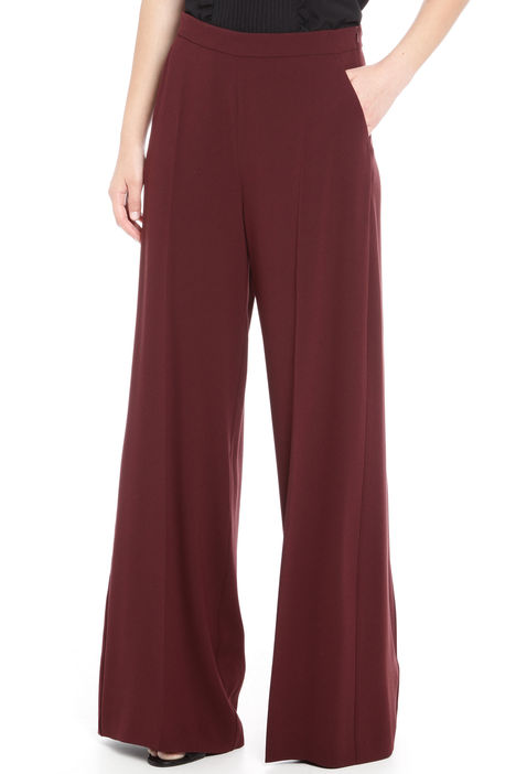 Pantalone palazzo in crepe Intrend