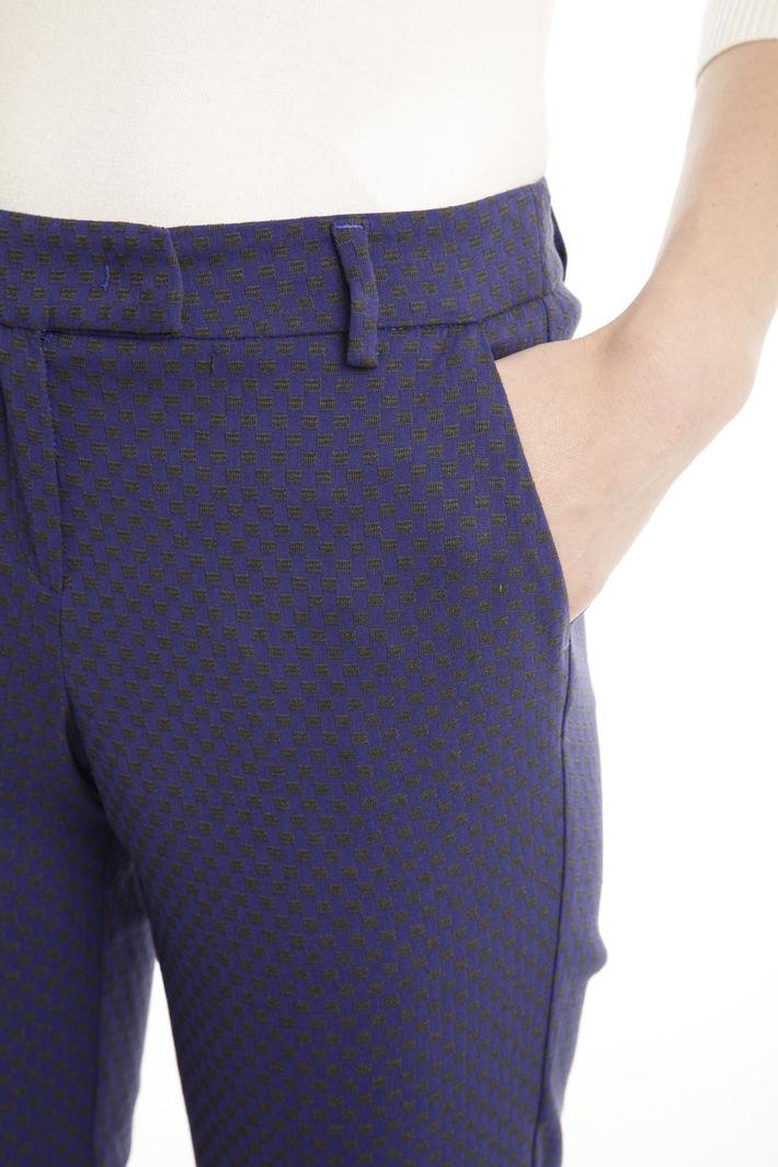 Pantaloni in misto cotone Fashion Market