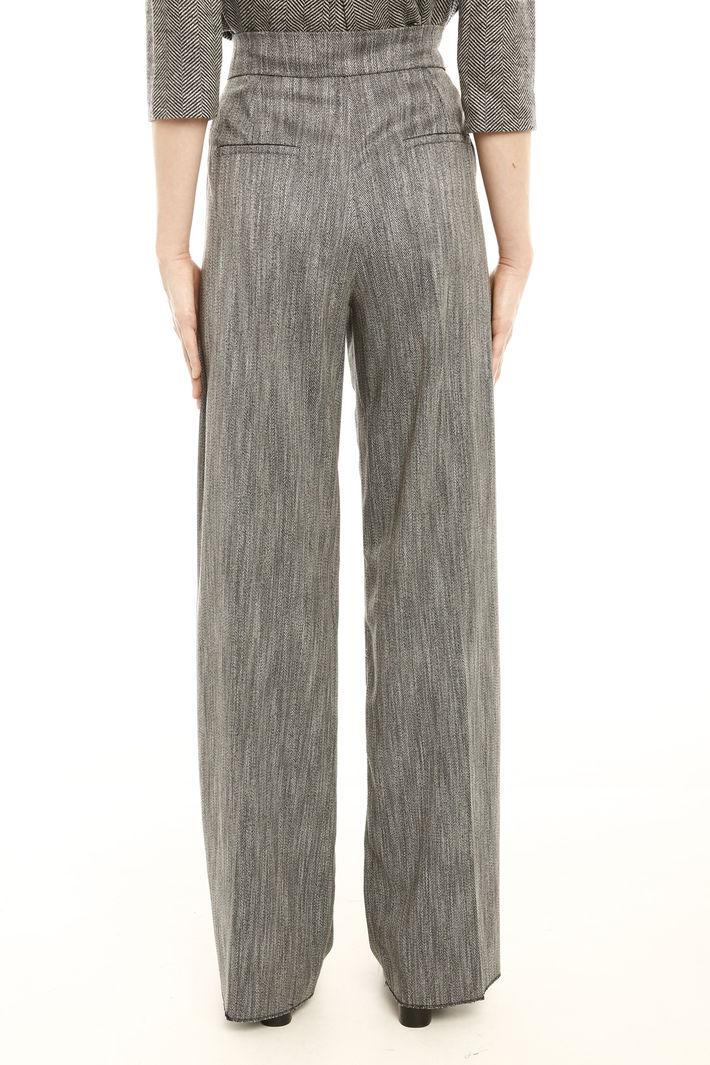 Pantaloni palazzo in viscosa Fashion Market