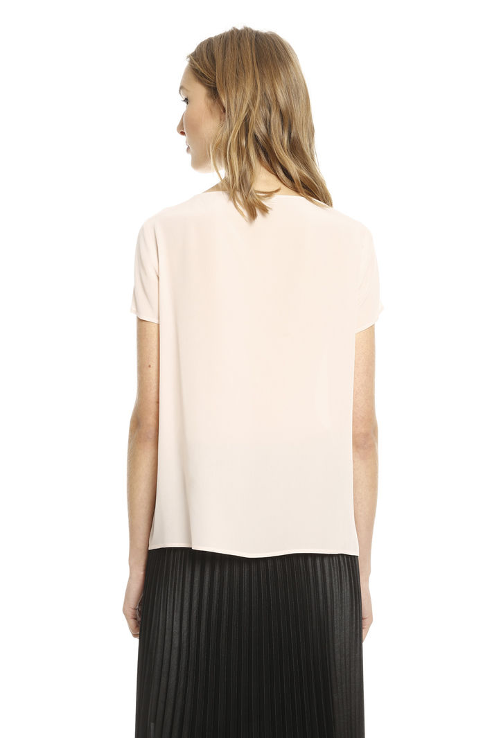 Top in crepe de chine Fashion Market