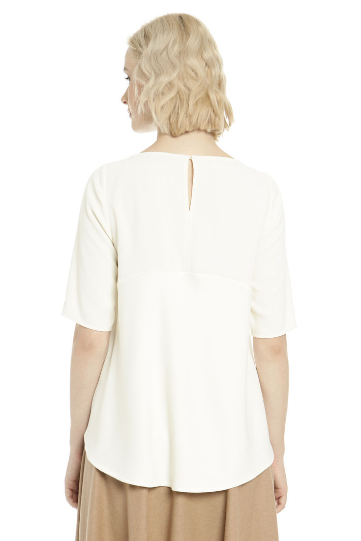 Blusa in cady Fashion Market