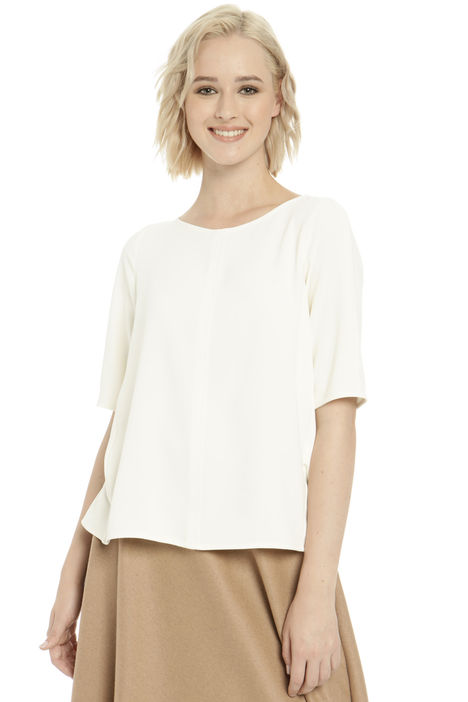 Blusa in cady Intrend