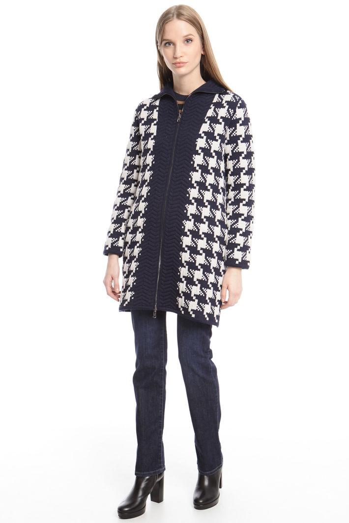 Capospalla in maglia Fashion Market