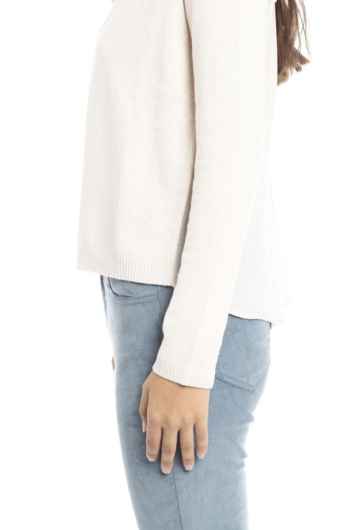 Cardigan in doppio tessuto Fashion Market