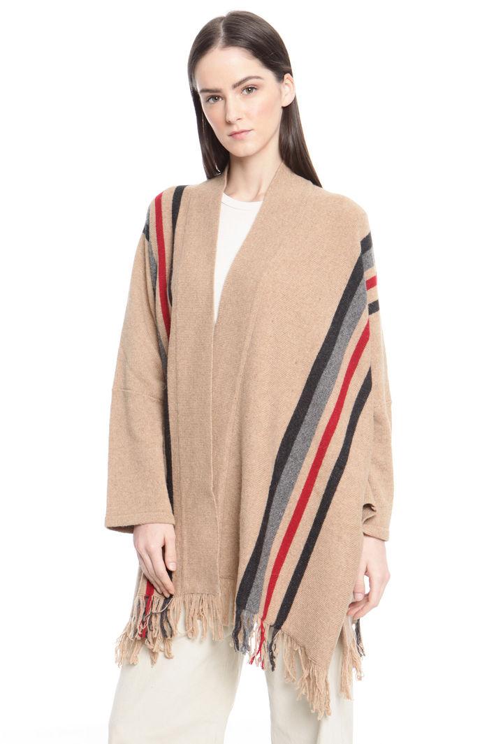 Cardigan over in alpaca Fashion Market
