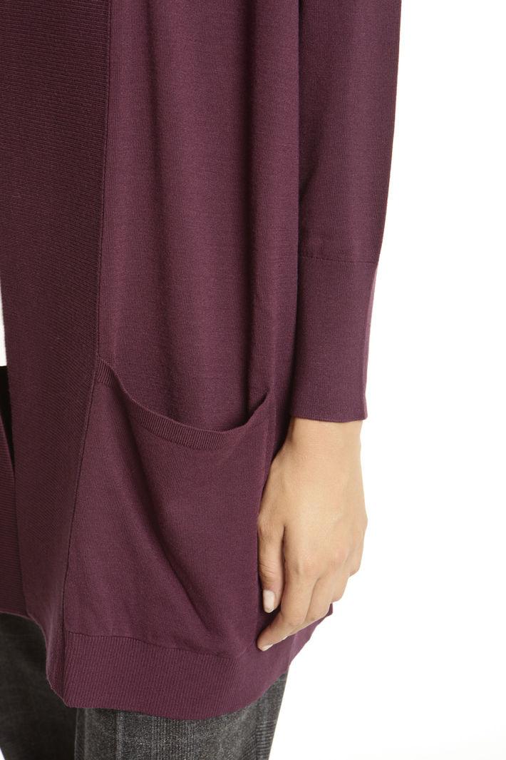 Cardigan senza bottoni Fashion Market