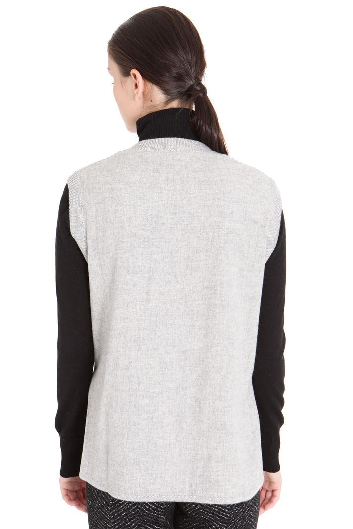 Gilet in lana e cashmere Fashion Market