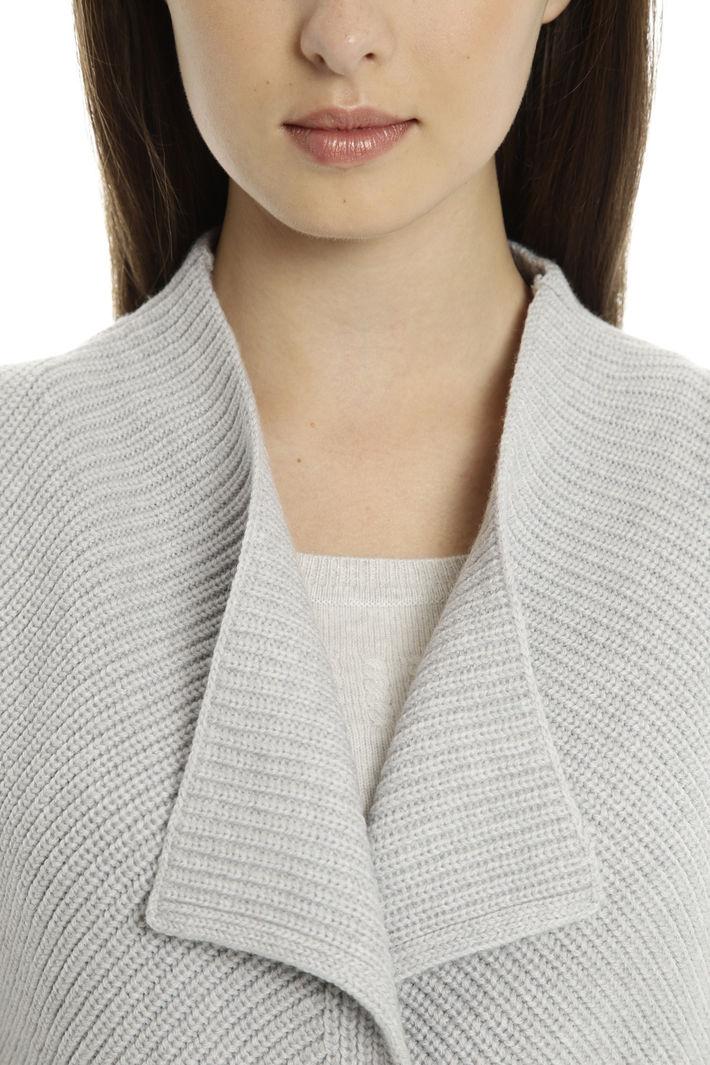 Gilet in maglia Diffusione Tessile