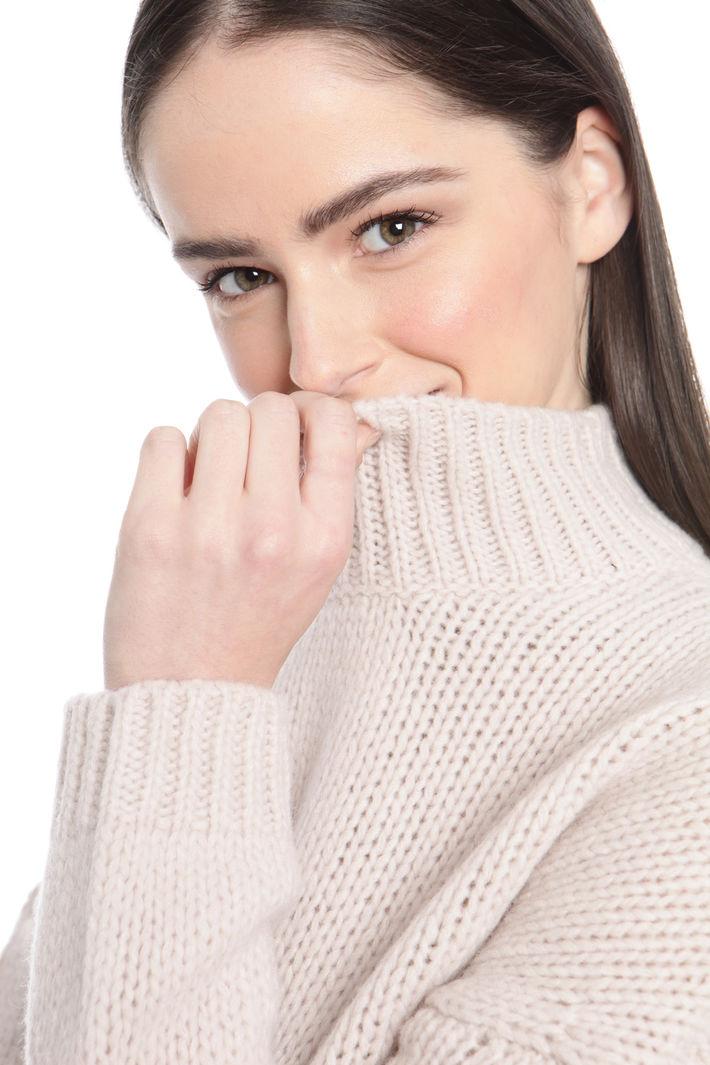 Maglia con collo alto Fashion Market