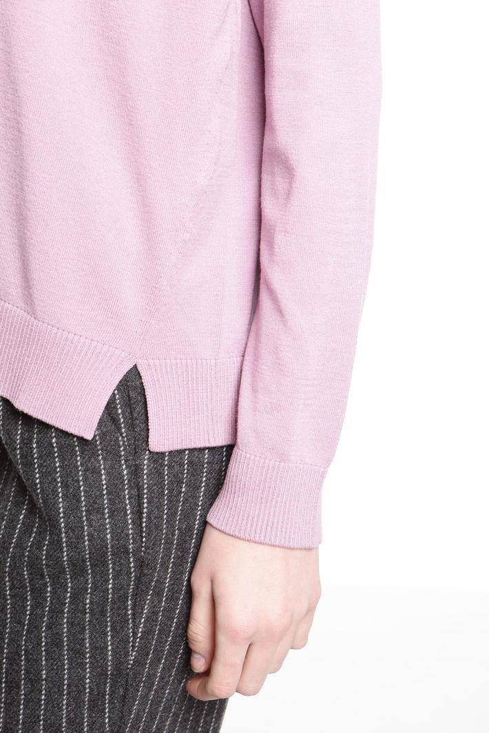 Maglia leggera con spacchi Fashion Market