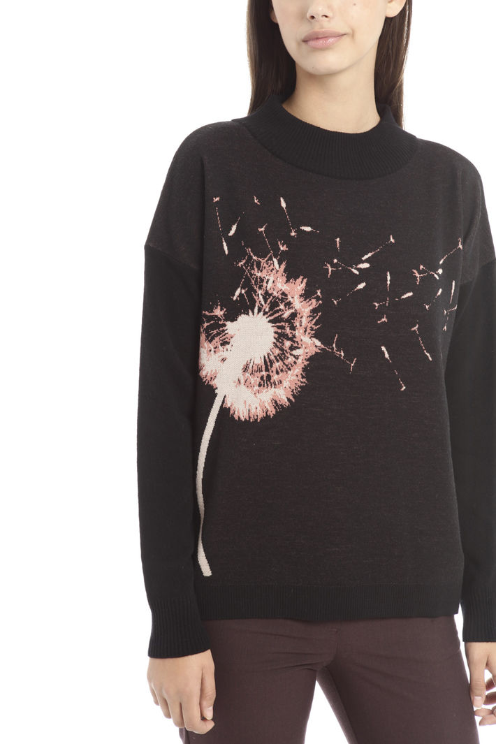 Maglia con motivo jacquard Fashion Market