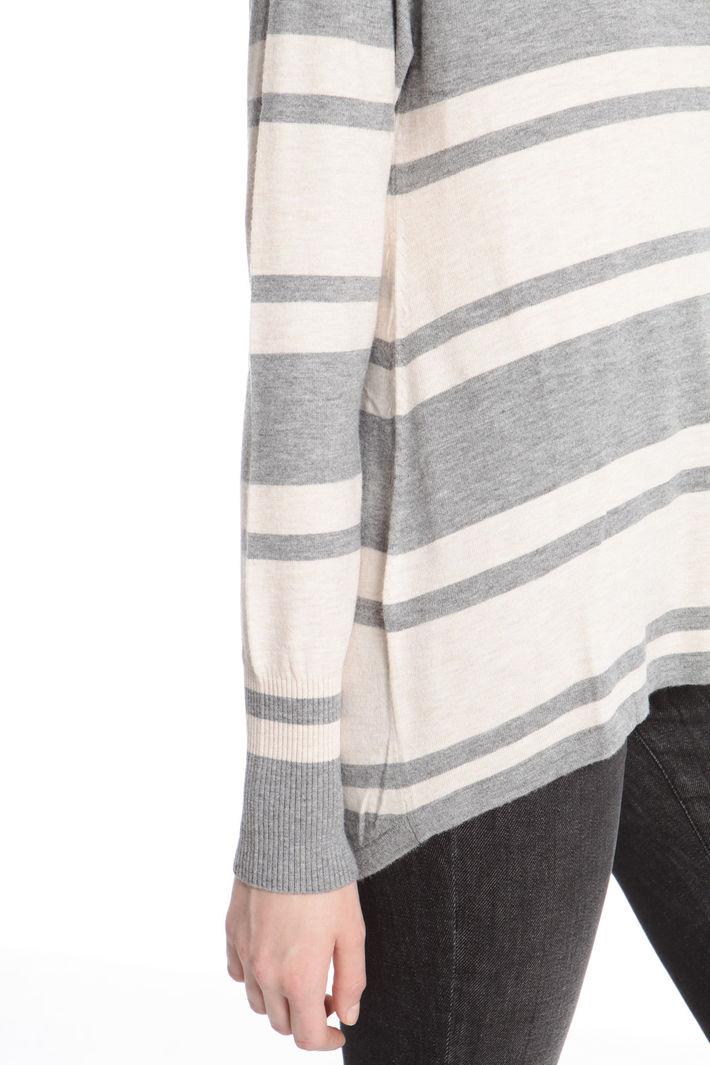 Maglia con fondo irregolare Fashion Market