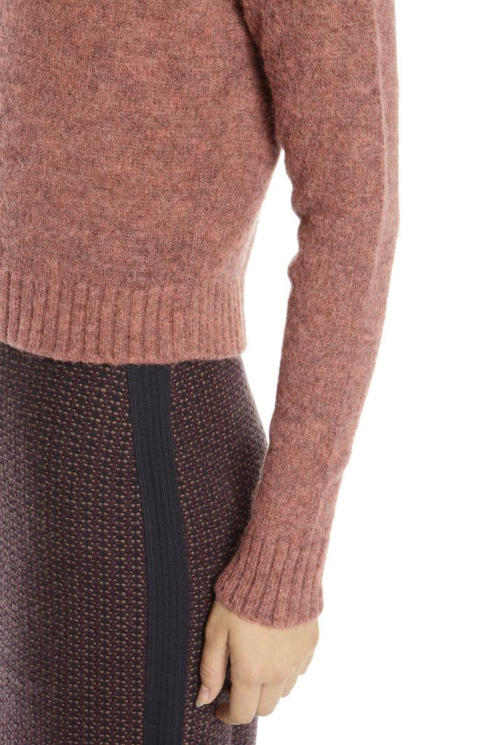 Maglia in lana misto alpaca Diffusione Tessile