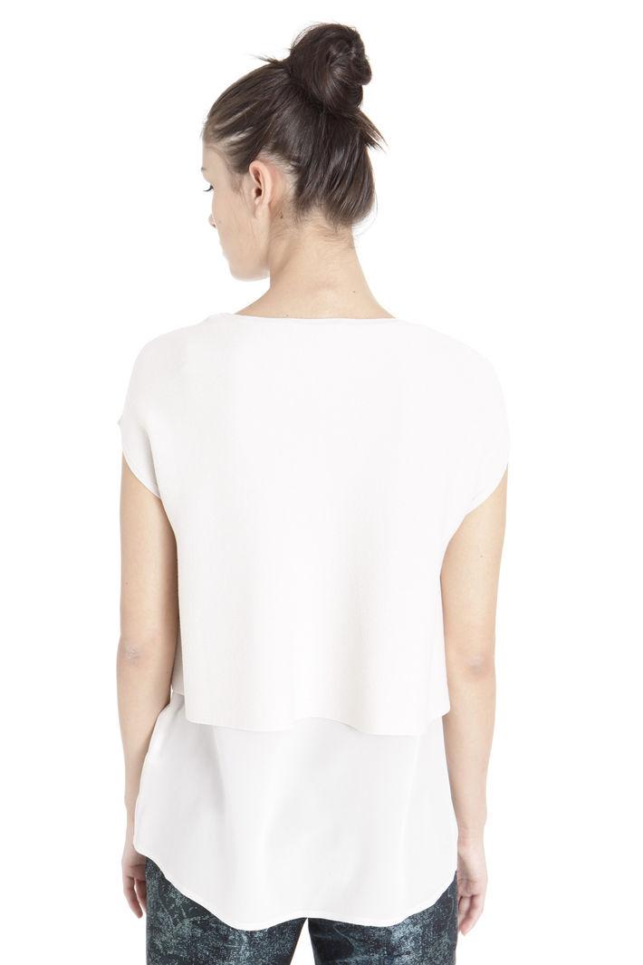 Maglia effetto doppio Fashion Market