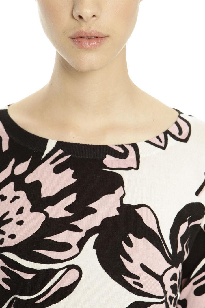 Maglia in cotone e viscosa Fashion Market