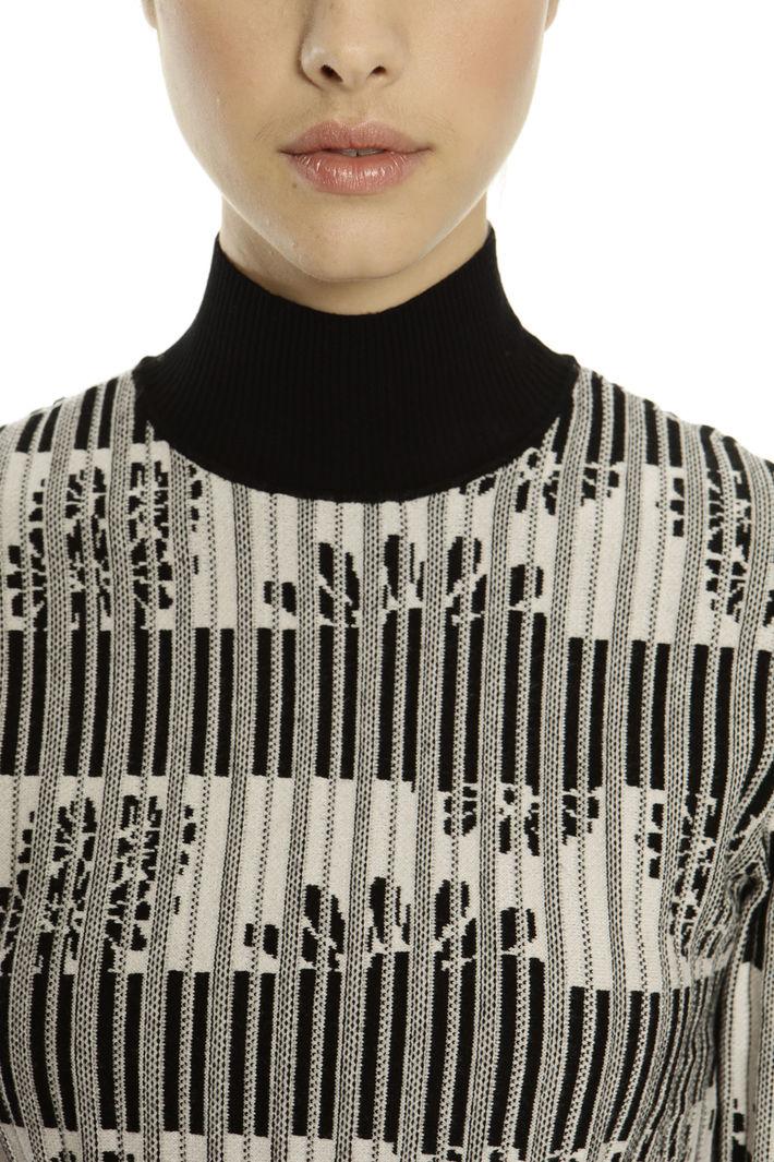 Maglia collo alto Fashion Market