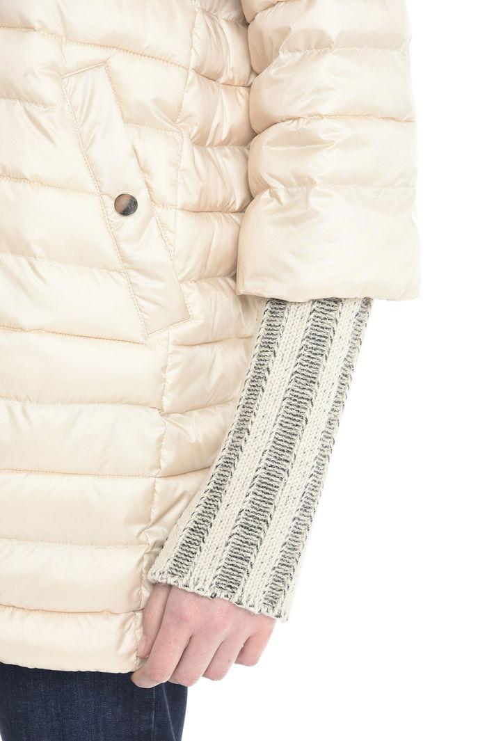 Imbottito con manica in maglia Fashion Market