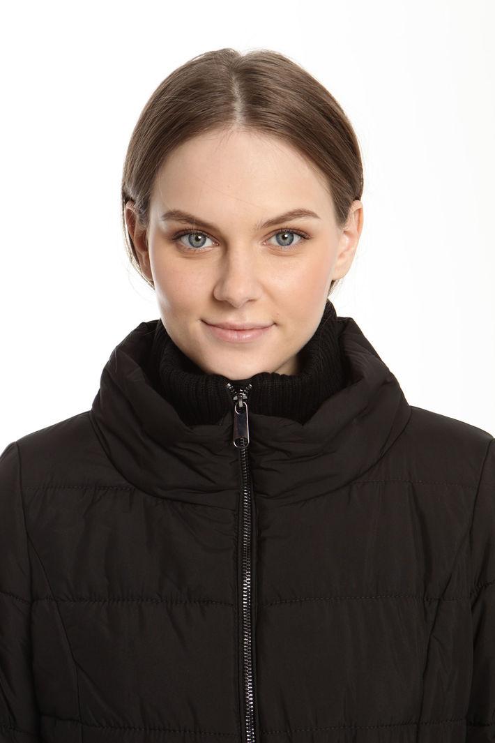 Imbottito con inserti in maglia Fashion Market