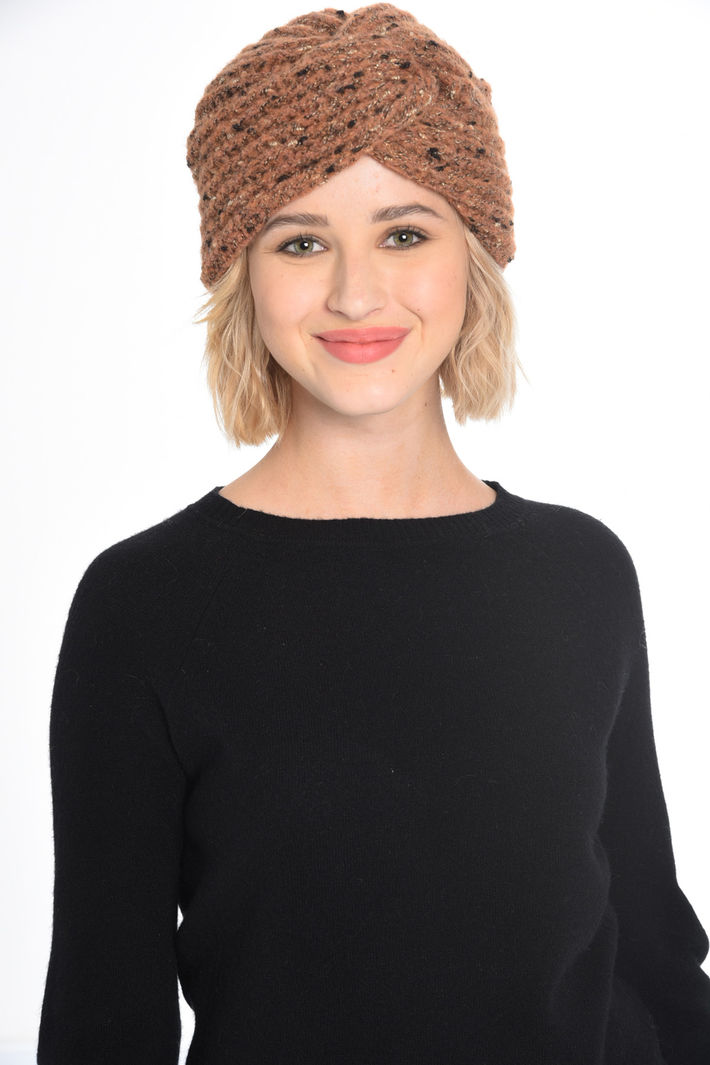 Cappello turbante misto lana Fashion Market