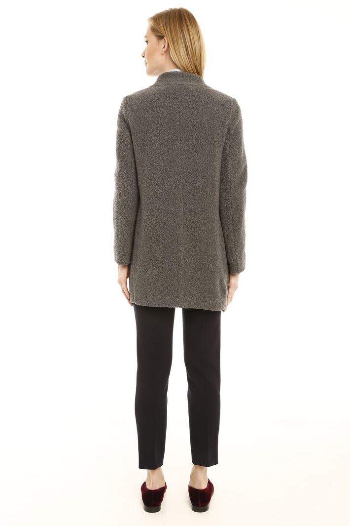 Giacca in lana bouclè Fashion Market