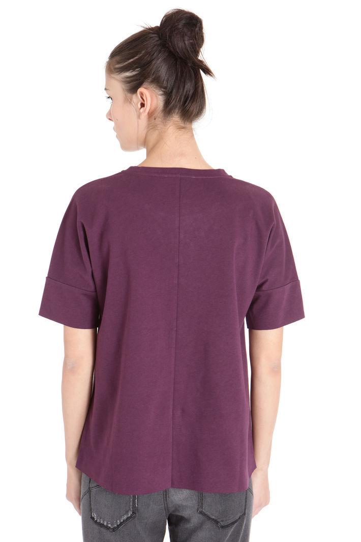 T-shirt ricamata a mano Fashion Market