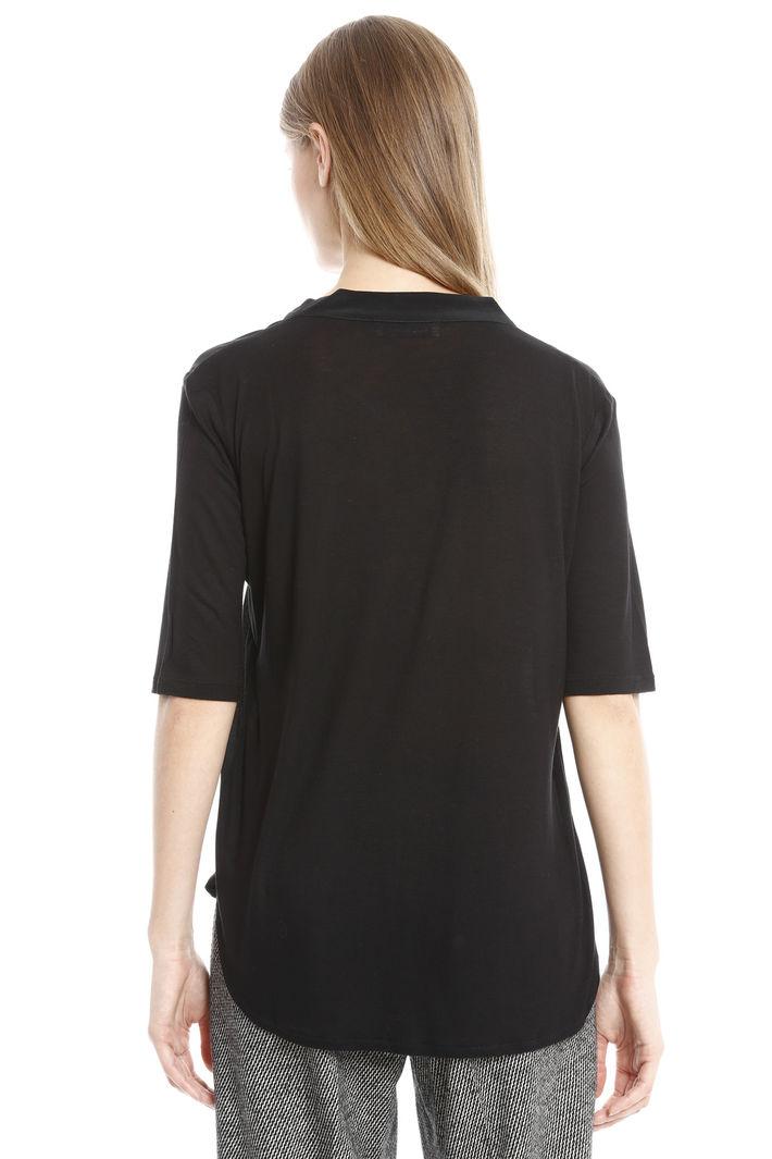 Blusa con maxi volant Fashion Market