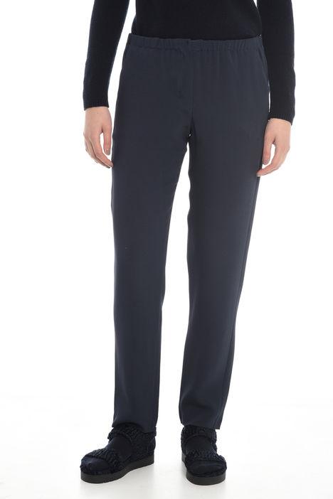 Pantaloni dritti in cady Diffusione Tessile