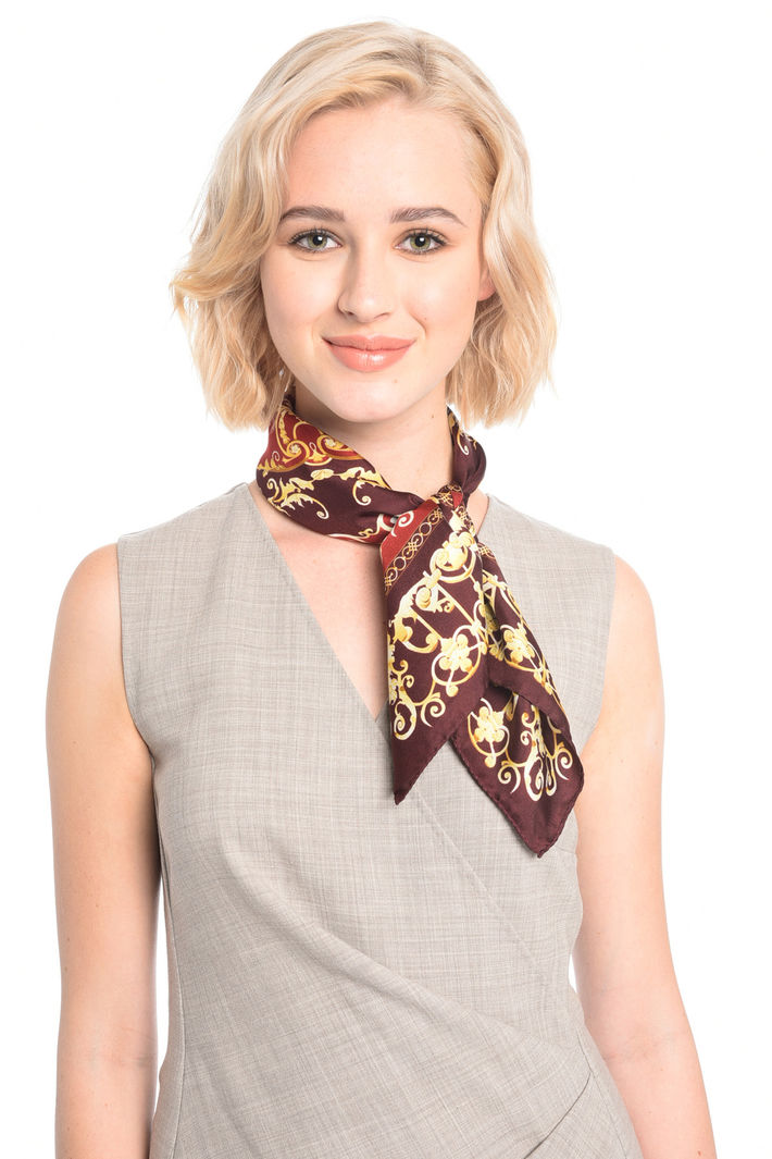 Foulard in seta Fashion Market