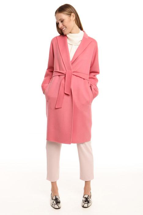 Cappotto in doppio di lana Diffusione Tessile