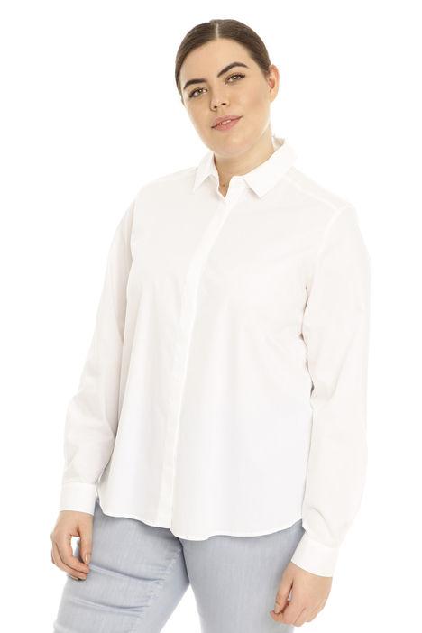 Camicia con spacchetti Diffusione Tessile