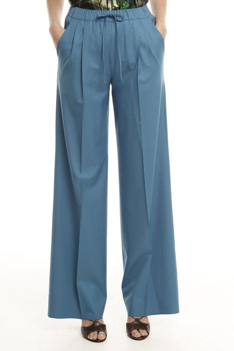 Pantalone in pura lana Intrend