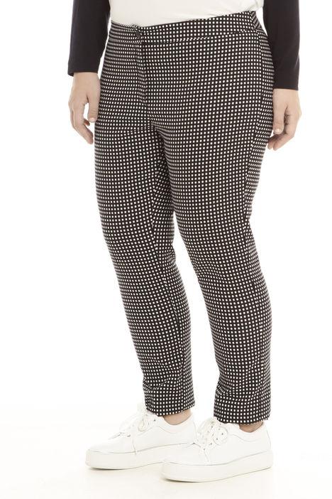 Pantalone in tubico stretch Diffusione Tessile