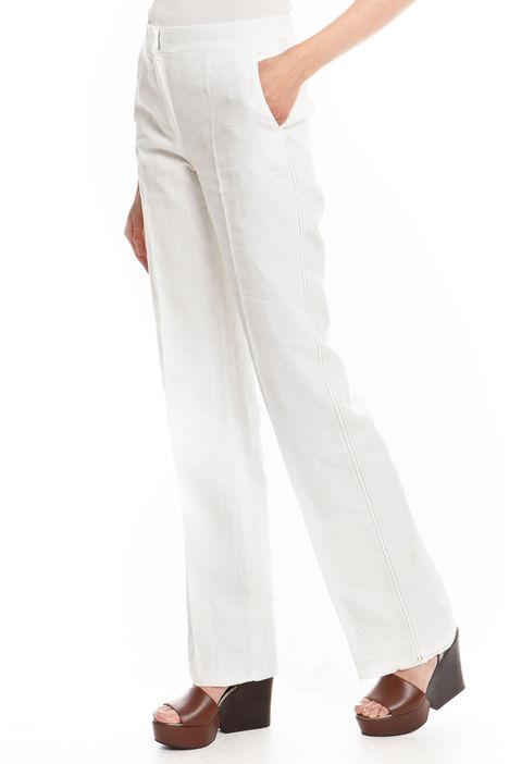 Pantalone lungo con impunture Intrend