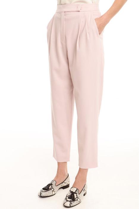 Pantaloni in stuoia di lana Diffusione Tessile