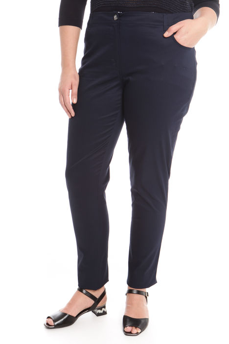 Pantalone in levantina stretch Diffusione Tessile