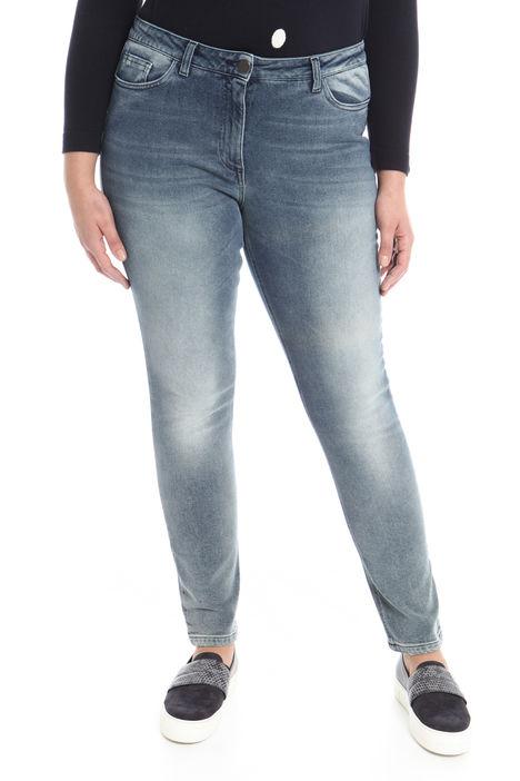 Jeans effetto delavé Intrend