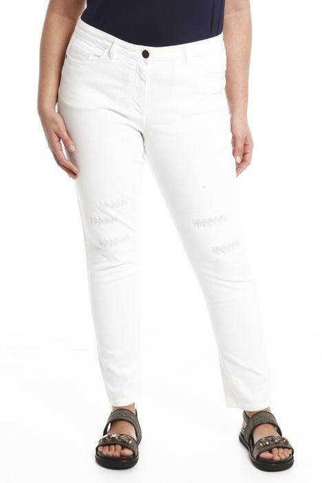 Jeans con applicazioni Intrend